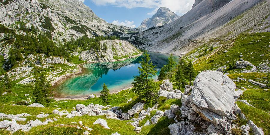 Národní park Triglav